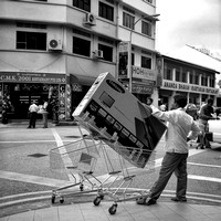 My TLR Street Photos
